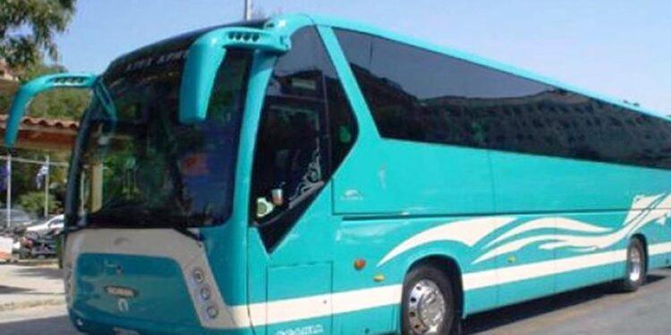 Ιόνια Οδός: Συλλήψεις Αλβανών σε λεωφορείο του ΚΤΕΛ