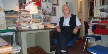 Φτωχότερος ο πνευματικός κόσμος του Αγρινίου μετά τον θάνατο του Ιστορικού συγγραφέα Θόδωρου Πολίτη