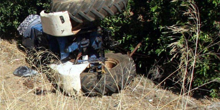 Τραγωδία στο Άνω Ζευγαράκι Μακρυνείας: Τρακτέρ έπεσε στον γκρεμό – Νεκρός ο οδηγός (φωτο)