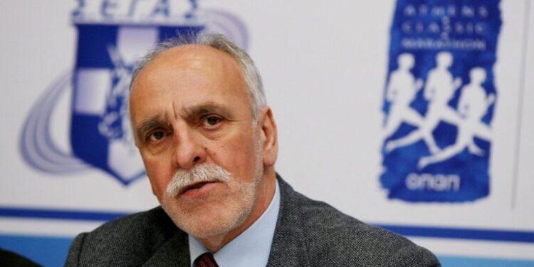 Πέθανε από κορωνοϊό ο επί σειρά ετών πρόεδρος του ΣΕΓΑΣ Βασίλης Σεβαστής