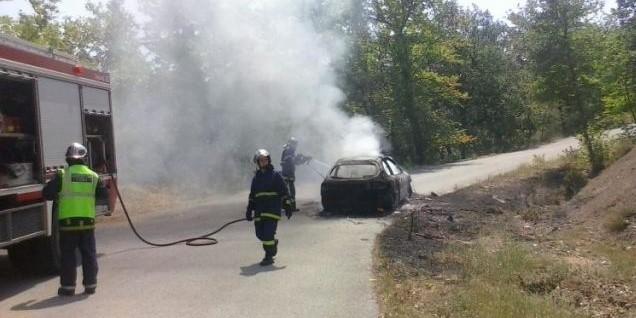 Τραγωδία στη Φθιώτιδα: Νεαρός βρέθηκε απανθρακωμένος στο αυτοκίνητό του